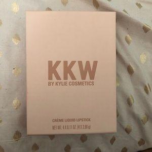 KKW X KYLIE lipstick